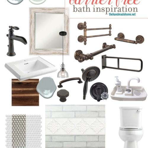 barrier free bath inspiration