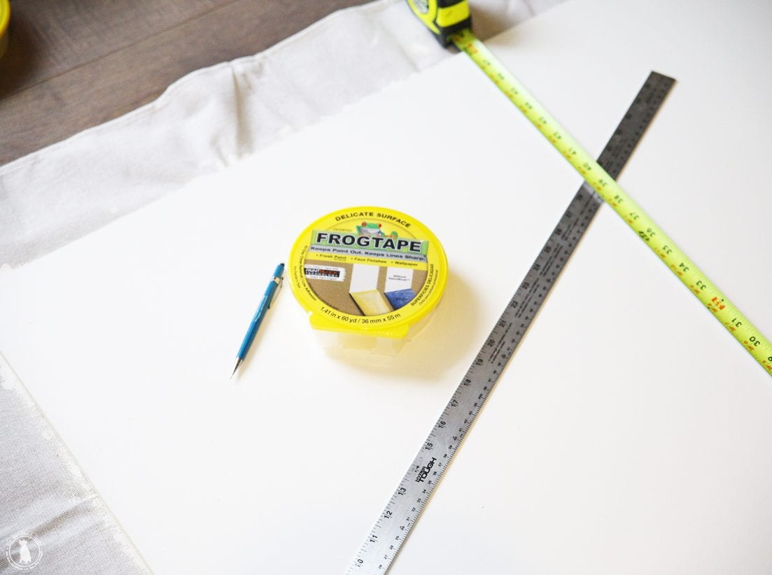 how to make a homemade dry erase board
