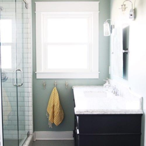 sisco hallway bath redo