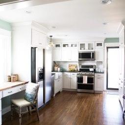 sisco kitchen reveal