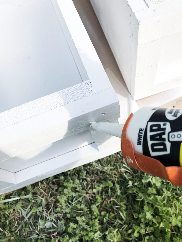 How To Build A Window Box An Easy Diy Window Box