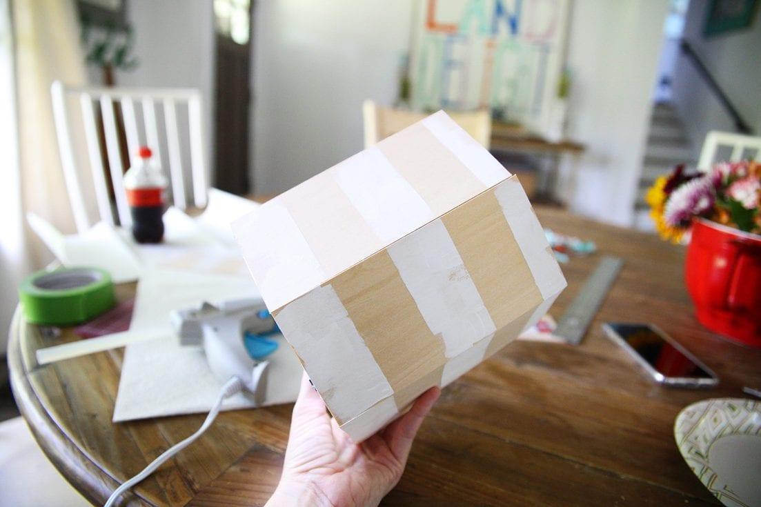 make a simple center piece