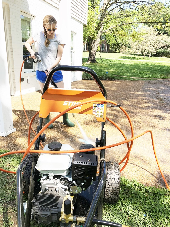 Ashley Mills - best yard tool