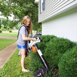 best yard tool – stihl's shredder vac