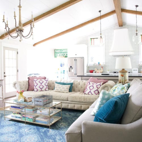 color in your home: the color guide: rules you can break