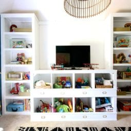 coffee talk: how to choose throw pillows and shelving