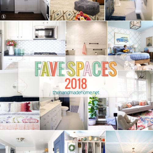 our favorite spaces for 2018