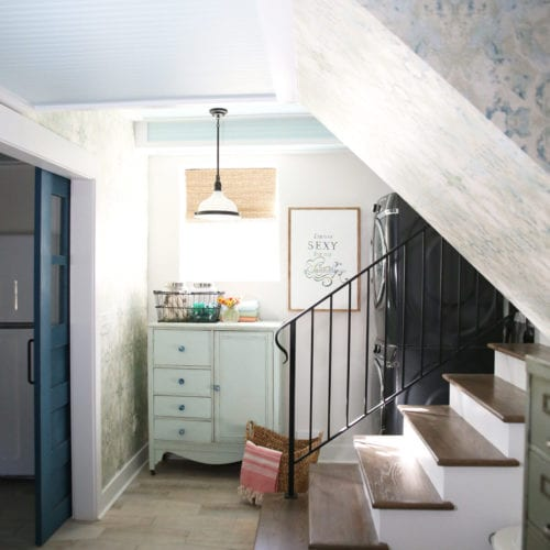 tips for small laundry room spaces