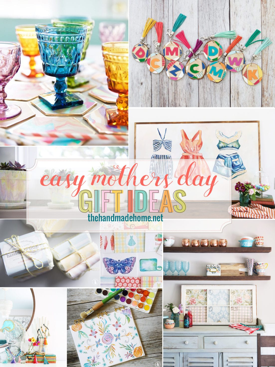 Easy Mother S Day Gift Ideas The Handmade Home