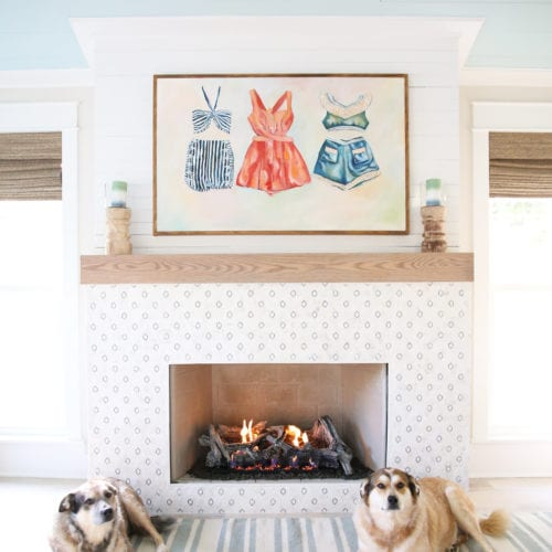 best design tips for a fireplace