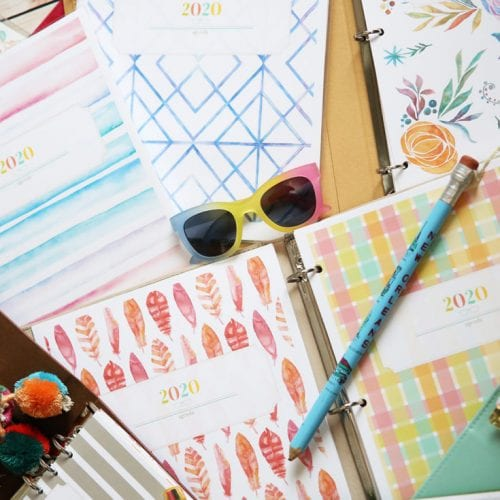 free organization printables we love