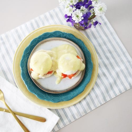 the best eggs benedict recipe