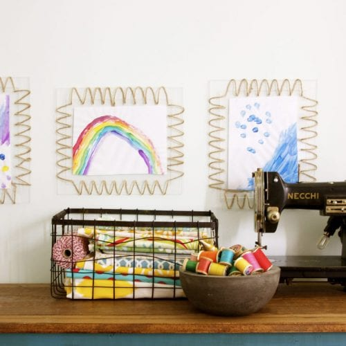 10 easy frames to make now
