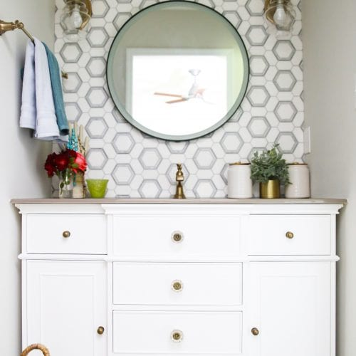 best tips for a small bathroom