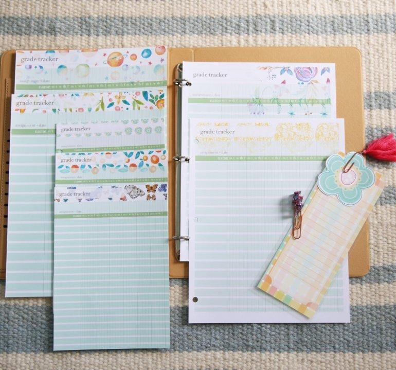 free homeschool planner 2021