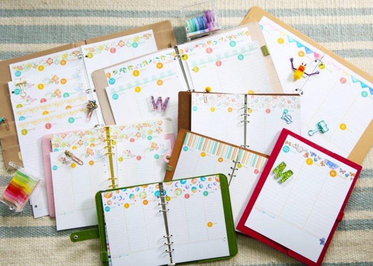 free weekly planner 2021