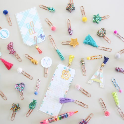 easy diy paper clips