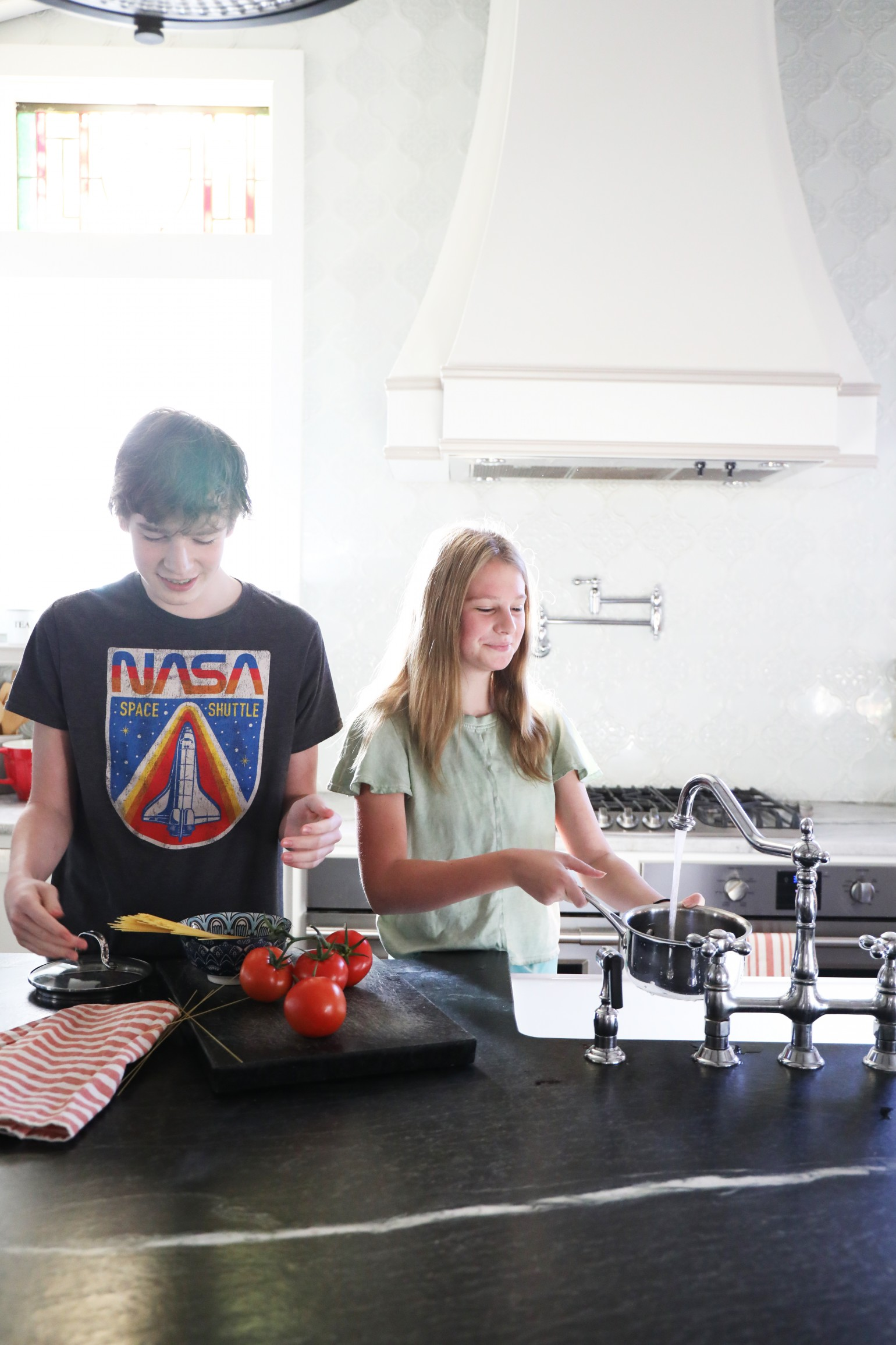 cooking, whole house filtration systems