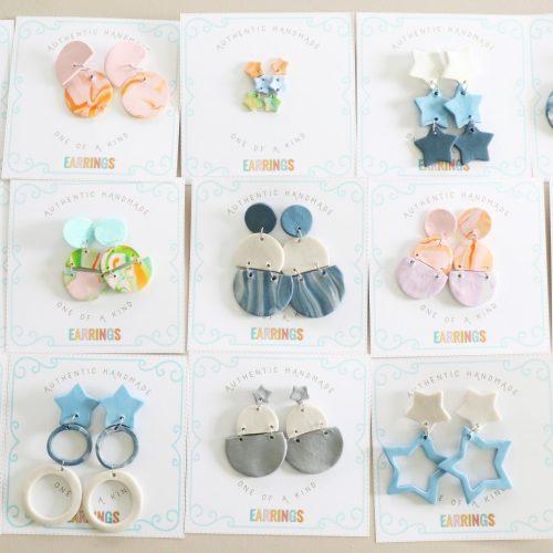 easy handmade earrings
